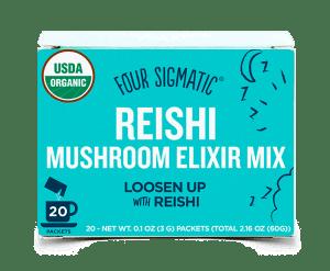 Reshi Mushroom Drink
