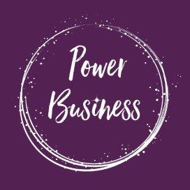 logo Powerbusiness Financieel business coach Iris van der Heijden