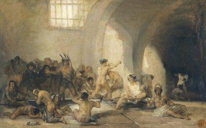 Goya casa de locas gewoon goed gek