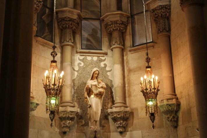 Kapel Virgen del Carmen