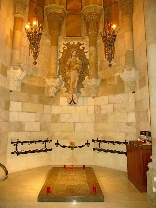 Begraafplaats Gaudí