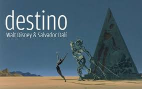 Dalí, Disney en Destino