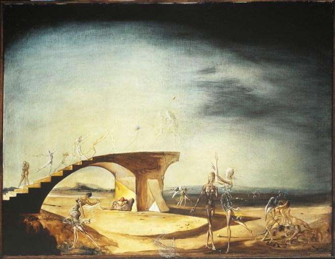 The Broken Bridge and the dream