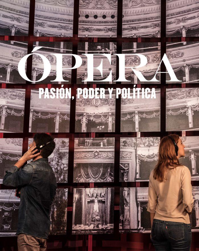 Opera. Passie, macht en politiek