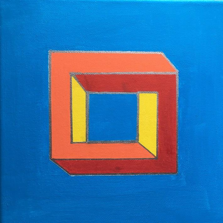 Onmogelijk vierkant