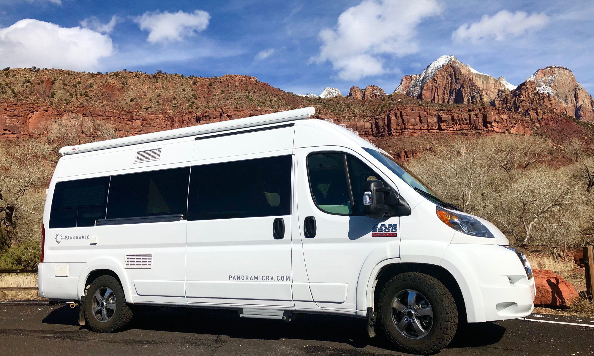 Panoramic RV - USA - 1