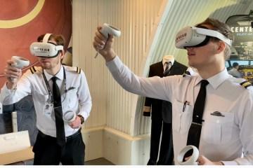 Center Air Pilot Academy VRflow Demo
