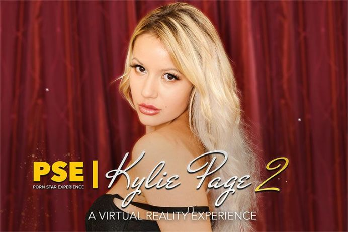"""""""PSE"""" featuring Kylie Page vr porn"""