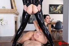 Angel Wicky & Kira Queen VRPorn