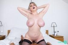 Czech VR - Well-Endowed - Dee Williams VR Porn