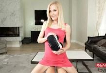 Virtual Reality Girls Sicilia and Foxxy Black