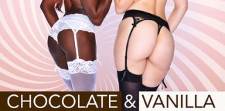 """Chocolate & Vanilla Swirl"" featuring Ana Foxxx and Alexa Grace"