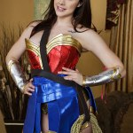 Wonder Woman A XXX Parody Chanel Preston