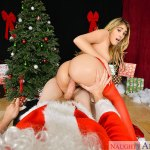"""""""ASSisting Santa"""" Stephanie West & Van Wylde"""