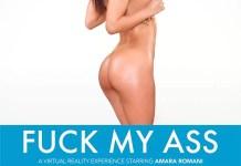 """FUCK MY ASS"" featuring Amara Romani & Dylan Snow"