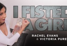 I Fisted A Girl Rachel Evans, Victoria Pure