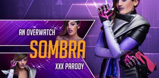 Overwatch: Sombra A XXX Parody Penelope Cum VR Porn Virtual Reality Adult