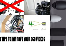 5 Tips to Get Better 360 Video Footage