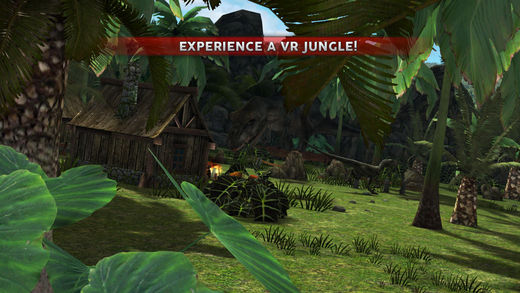 VR Dinosaur App Review - Free VR Apps