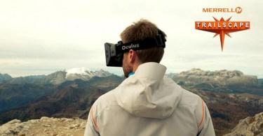 Framestore Merrell Virtual Reality Sundance