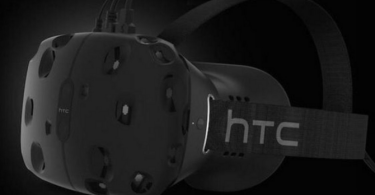 HTC Valve VR Vive Headset
