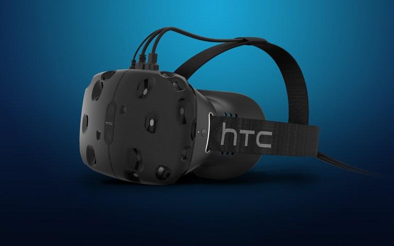 Steam Valve Vive VR Headset