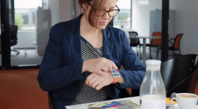 Apple Watch Augmented Reality