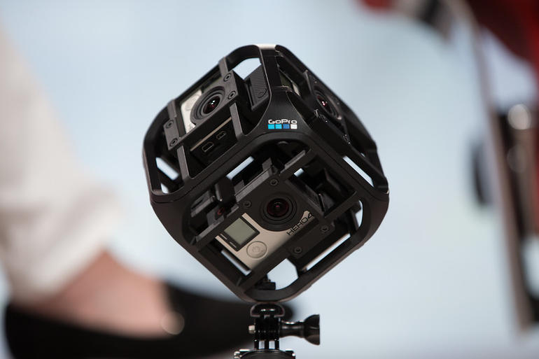 GoPro Spherical 360 VR Camera