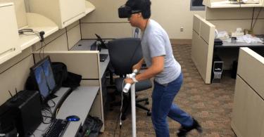 Oculus Virtual Reality Scooter VR