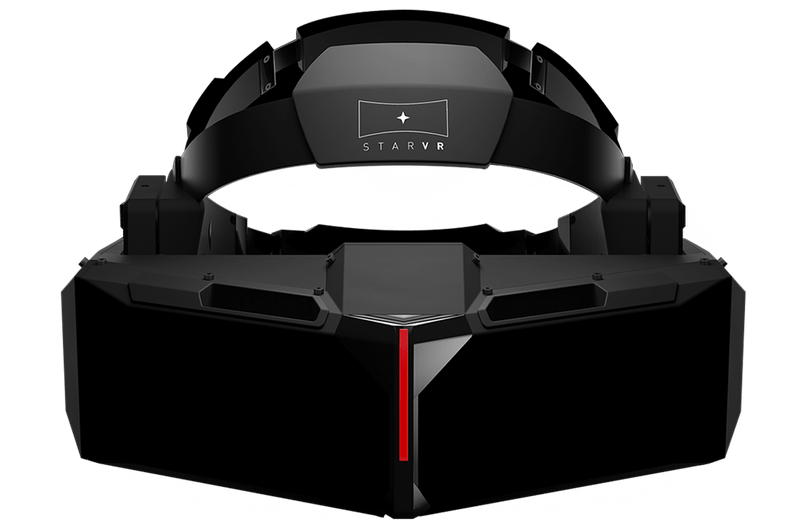 Starbreeze STAR VR HMD