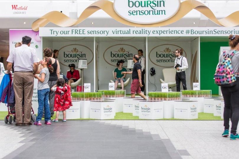 Boursin Oculus Rift VR