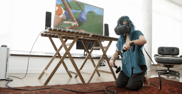 HTC Vive Fantastic Contraption VR