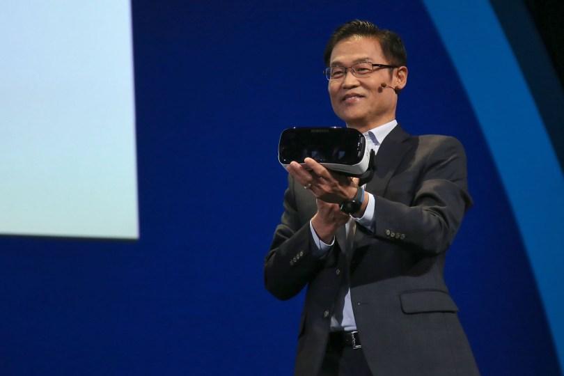 Peter Koo, SVP, Technology Strategy at Samsung