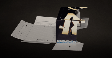 NutriGrain VR Cardboard Headset Cereal