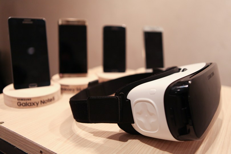 Samsung Gear VR November