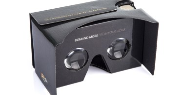 PSi Google Cardboard VR TaylorMade
