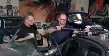 Jay Leno Tank GoPro VR