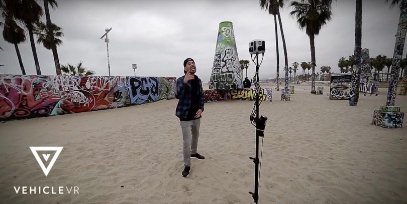 VEHICLEvr Fort Minor Shinoda 360 GoPro