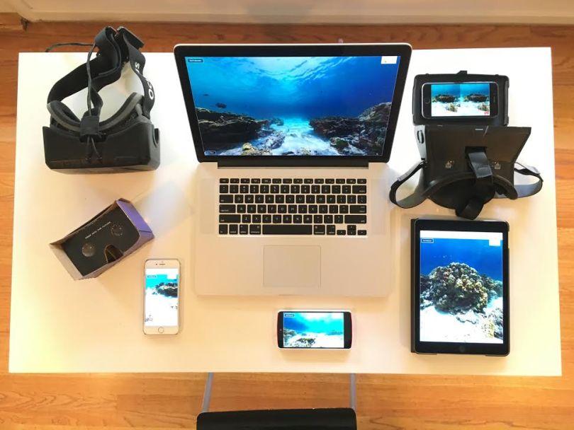 AdsOptimal Virtual Reality