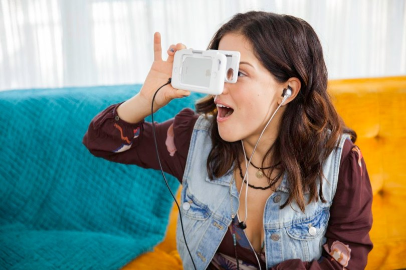 Figment VR Virtual Reality Phone Case
