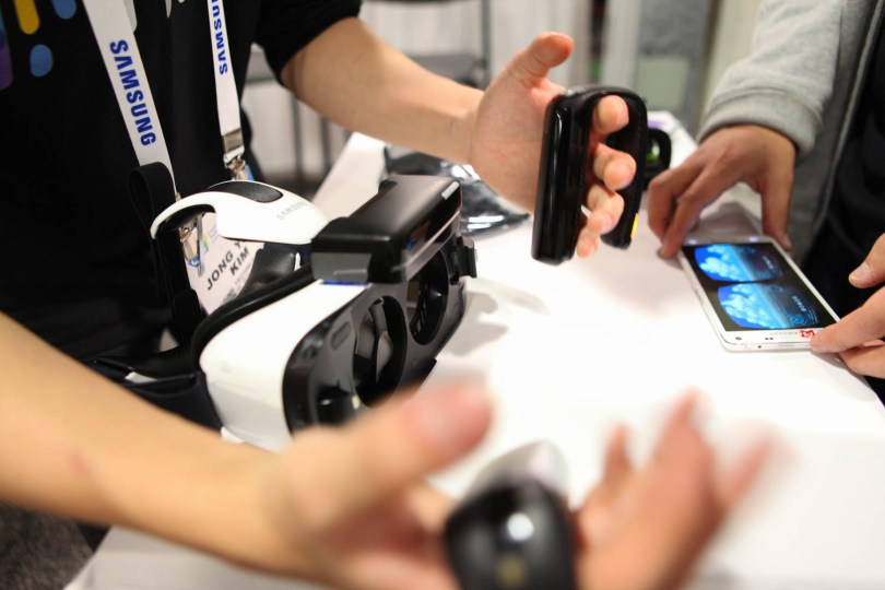 Samsung Gear VR Rink