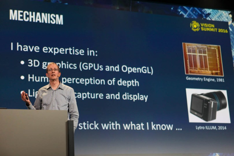 Kurt Akeley VR Predictions