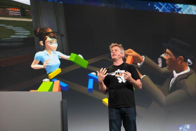 Philip Rosedale VR Predictions