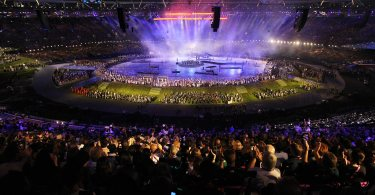 Olympic Games 2012 Opening Ceremony