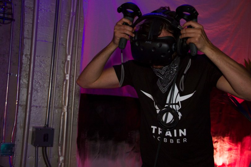 trainrobber vrscout