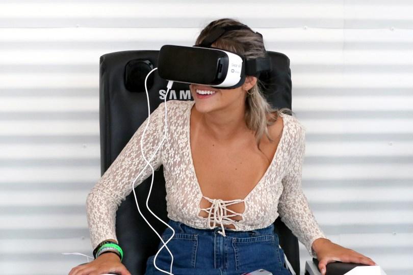 Samsung at Lollapalooza 2016 - Day 1