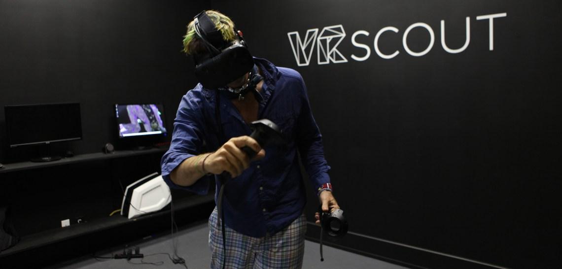 VR Coworking Space Los Angeles