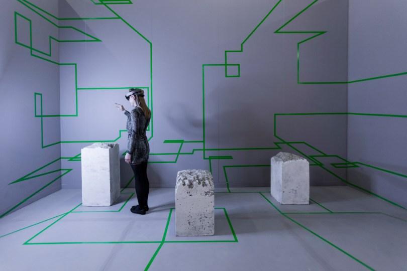 hololens-virtual-museum