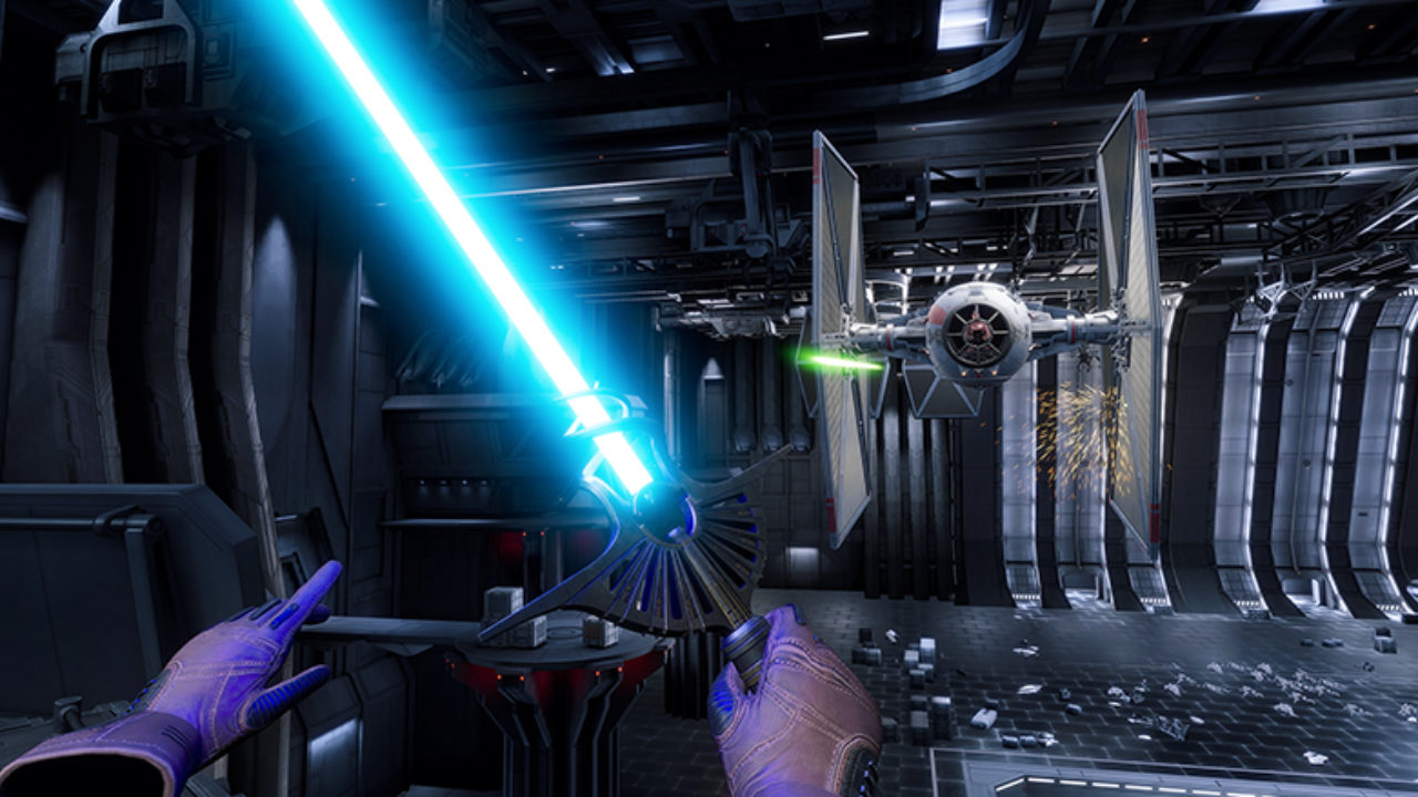 Vader Immortal Trilogy Free With Purchase Of Oculus Quest, Limited ...