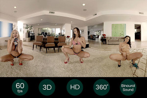LotsOfGirls in VR